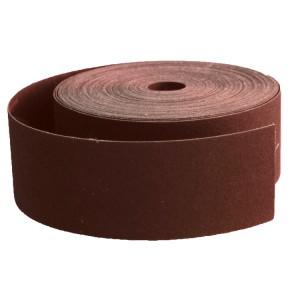 Рулоны шлифовальной ленты шириной 100 мм
