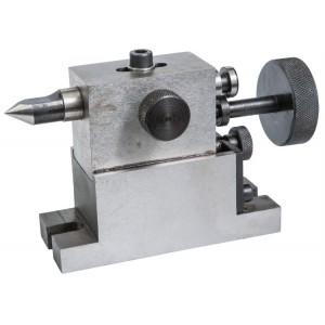 Задняя бабка для поворотного стола 100 мм