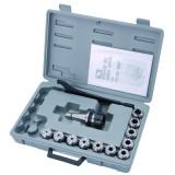 Цанговый патрон Vertex ISO30-ER32 с комплектом цанг 11 шт.