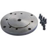 Фланец для монтажа планшайбы или токарного патрона для JMD-20LA и JMD-3