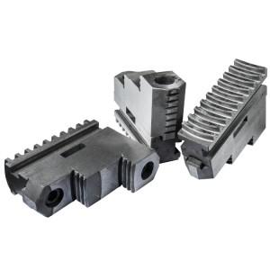 Комплект прямых каленых кулачков для токарного патрона 325 мм