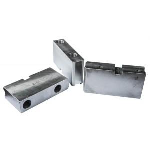 Комплект сырых накладных кулачков для токарного патрона 250 мм