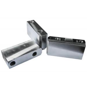 Комплект сырых накладных кулачков для токарного патрона 325 мм