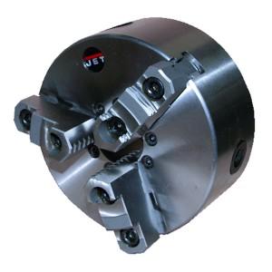 Трех кулачковый токарный патрон JET 200 мм для серии ZK