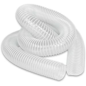 Прозрачный полиолефиновый шланг длиной 10 м, Ø60 мм, стенка 0,5 мм
