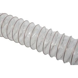 Высокопрочный полиуретановый шланг 60 мм х 0.5 мм  длиной 7.5 м