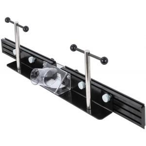 Фрезерный упор с защитным ограждением и накладками из алюминиевого профиля для фрезерного стола для PM1000 и JPS-10TSL