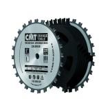Пазовальный регулируемый пильный диск CMT Dado 200 мм 24 зуба