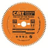 Профессиональный пильный диск для резки багета CMT Xtreme 300x30 мм 96 зубов