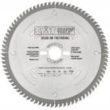 Промышленный пильный диск универсальный для поперечного пиления CMT 250x30 мм 80 зубов