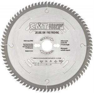Промышленный пильный диск универсальный для поперечного пиления CMT 550x30 мм 60 зубов