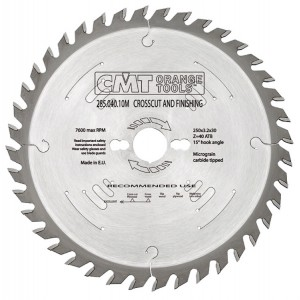 Промышленный универсальный пильный диск CMT 500x30 мм 72 зуба