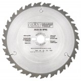 Промышленный циркулярный диск для продольной распиловки CMT 315x30 мм 36 зубов