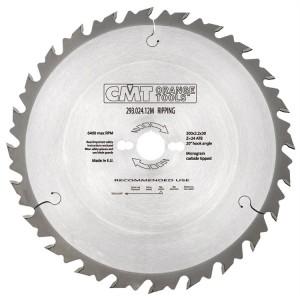 Промышленный циркулярный диск для продольной распиловки CMT 400x30 мм 36 зубов