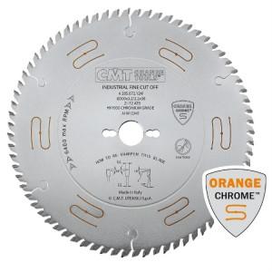 Промышленный пильный диск с увеличенным ресурсом CMT Chrome 300x30 мм 48 зубов
