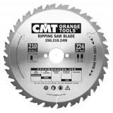 Диск для продольного пиления CMT 160x20 мм 12 зубов