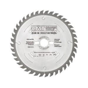 Пильный диск CMT по дереву 200 мм 36 зубьев