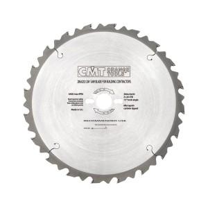 Пильный диск по дереву с вкраплениями металла 315 мм 24 зуба