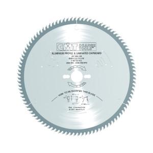 Пильный диск по алюминию 315 мм 96 зубьев