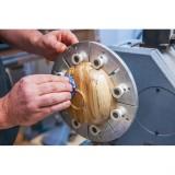 Разрезная планшайба Axminster с регулируемыми резиновыми кулачками