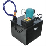 Система подвода СОЖ для металлообрабатывающего станка