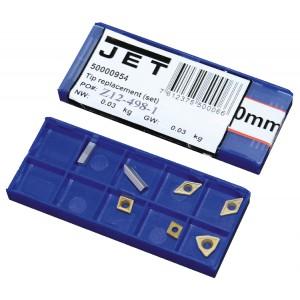 Набор сменных твердосплавных пластин для токарных резцов 8, 10 мм
