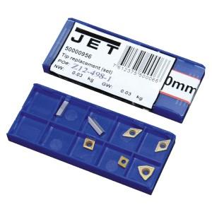 Набор сменных твердосплавных пластин для токарных резцов 10x10 мм