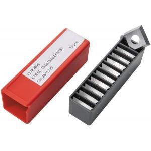 Комплект ножей HM R150 CTOPP10 для вала helical