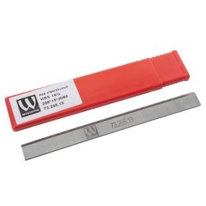 Нож строгальный WoodWork HSS для 60А, 60C, JJ-8-M, JJ-8L-M и JJ-866