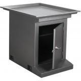 Закрытая подставка с поддоном для фрезерных станков JMD-40/JMD-45L/JMD-45LPF/JMD-45LPFD/JMD-50LPFD
