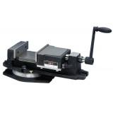 Поворотные машинные тиски JET 150 мм