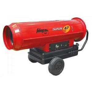 Тепловая пушка с теплообменником Fubag Taifun 67