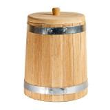 Кадка дубовая 7 литров