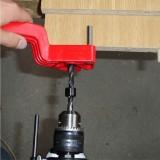 Комплект кондуктор и сверлом Narex для нагелей/шкантов 8 мм