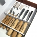 Набор Narex Standart из 3-х ножей 3-х резцов и бруска