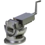 Высокоточные трех осевые фрезерные тиски Groz TLT/SP-100