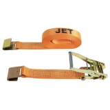Стяжной ремень с плоским крюком JET RSA-6F