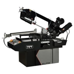 Полуавтоматический ленточнопильный станок JET ELITE EHB-270DGS