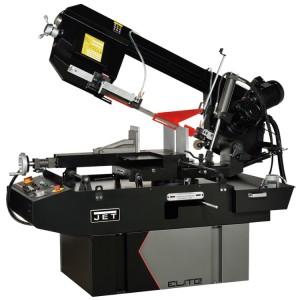Полуавтоматический ленточнопильный станок JET Elite EHB-350DGS