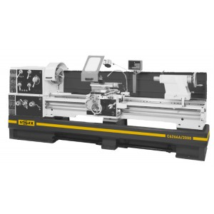 Токарно-винторезный станок по металлу с УЦИ Stalex C6266A/2000