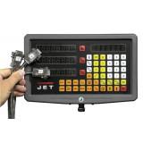 Промышленный токарно-винторезный станок JET GH-3180 ZHD DRO RFS
