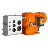 Пресс электрический для вырубки седловин в трубах Stalex PTN12U