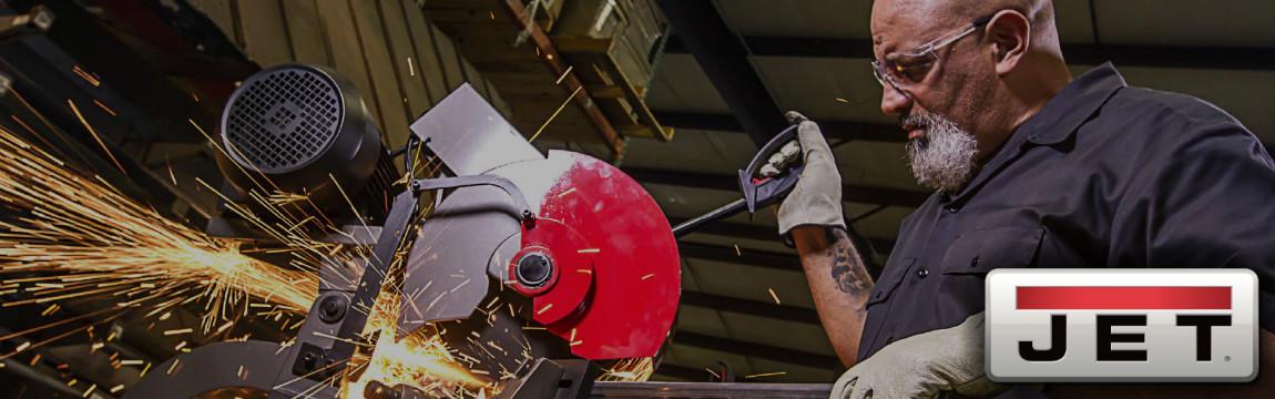 Металлообрабатывающее оборудование  JET